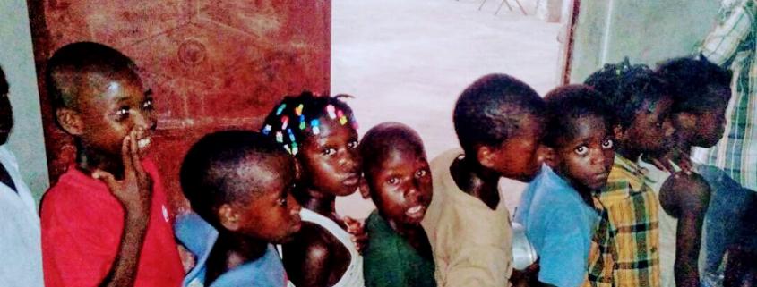 Dr Frantzy Cadet Orphanage
